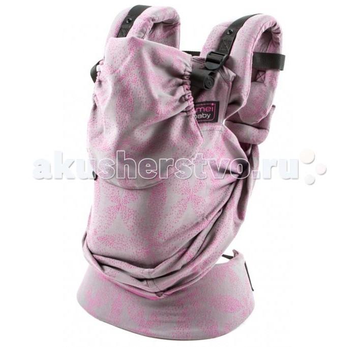 Рюкзак-кенгуру Emeibaby BaaliBaaliСлинг Emeibaby Рюкзак Baali является комбинацией слинга и эргономичного рюкзака. Он объединяет в себе преимущества слинга с простотой использования рюкзака. Emeibaby придуман мамой, которая оценив преимущества слинга, не хотела отказываться от него со своей маленькой дочкой, но, в то же время, хотела упростить процесс использования.  Она много экспериментировала. И, наконец, придумала альтернативу - emeibaby – слинг для малыша и рюкзак для родителя. И никаких намоток и узлов!  Создательница Emeibaby, Daniela Larch, получила премию молодых предпринимателей за свое изобретение. Сегодня Emeibaby завоевывает сердца родителей по всему миру!  Рюкзак идеально подходит для родителя и пропорционально распределяет нагрузку за счет широких набивных лямок и поясного ремня. Поясной ремень широкий и удобный, даже для мамы сразу после родов. Носить малыша комфортно не только на бедрах, но и на талии и выше.  Слинг идеально подходит малышу вне зависимости от его роста и размера! Ткань слинга оптимально регулируется таким образом, что края всегда находятся под коленками малыша!!  Особенности: Равномерное натяжение по спинке Правильное разведение ножек Поддержка головы – все это обеспечивает слинговая часть emeibaby. Слинг двойного шарфового плетения Girasol (Германия) надежно фиксирует регулировку при помощи колец. Emeibaby подходит для малышей от рождения до 15 кг. Важно отметить, что даже крох, весом 2,5 кг. можно носить в Emeibaby Длина поясного ремня регулируется от примерно от 60 см (XXS) до 150 см (XXL) Материал: 100% органический хлопок (Oeko-Tex-Standard 100) Шарфовая ткань: Girasol (Германия), 100% органический хлопок (Oeko-Tex-Standard 100) Производитель: Emeibaby GmbH (Австрия) Малышу в Emeibaby так же удобно как в слинге. Маме удобно одевать Emeibaby так же как любой рюкзак. Emeibaby растет с малышом очень плавно и точно – сантиметр за сантиметром. Удобно носить малыша спереди и сзади. Удобно для родителя любого размера от XXS до XXL. Ис