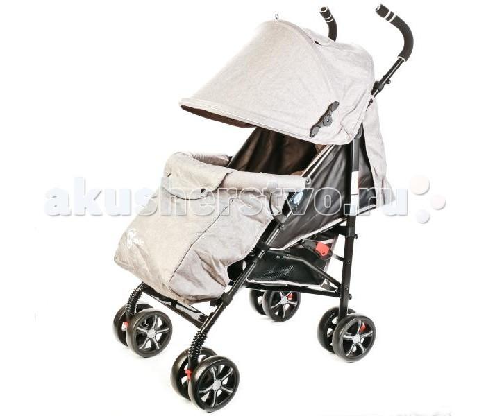 Детские коляски , Коляски-трости Emily Alpha с чехлом на ноги арт: 467946 -  Коляски-трости