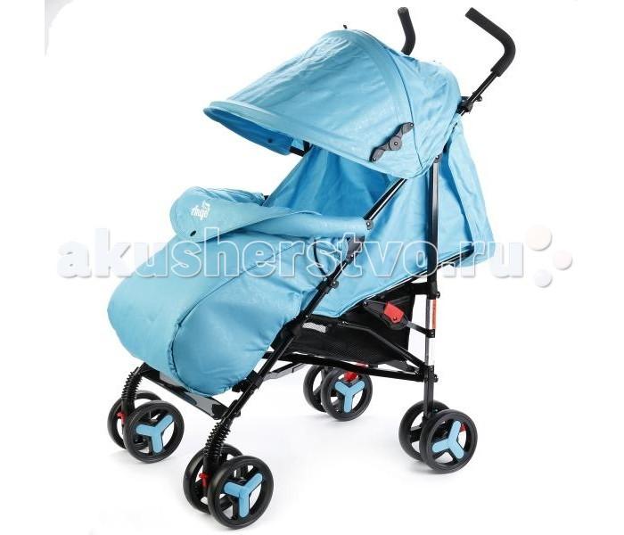 Детские коляски , Коляски-трости Emily Angel с чехлом на ноги арт: 467921 -  Коляски-трости