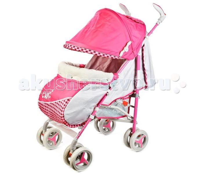 Детские коляски , Коляски-трости Emily Geo с чехлом на ноги арт: 468066 -  Коляски-трости