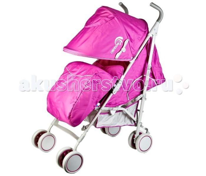 Детские коляски , Коляски-трости Emily Rainbow с чехлом на ноги арт: 467871 -  Коляски-трости