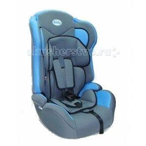 Автокресло Emily 5130-SATLZ-C5130-SATLZ-CАвтомобильное кресло Emily 5130-SATLZ-C входит в группы 1, 2 и 3 и рассчитано на детей весом от 9 до 36 кг. Данное автокресло подходит детям от года до 12 лет.  Плечевые лямки автокресла Emily имеет три уровня положения. Для детей небольшого роста предусмотрен дополнительный вкладыш.  Автомобильное кресло — это одна из важнейших вещей, которая необходима, когда у вас в машине едет ребенок.   Поэтому родителям стоит позаботиться о такой полезной вещи, когда в их семье появляется малыш. С таким надежным и удобным креслом вам не надо будет переживать за безопасность вашего ребенка.<br>