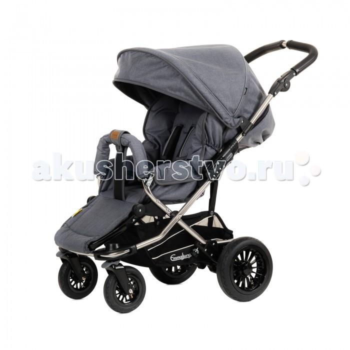 Детские коляски , Прогулочные коляски Emmaljunga Scooter 4-S Air арт: 395219 -  Прогулочные коляски