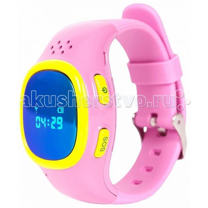 Часы с GPS трекером EnBe (Enjoy The Best) Умные с функцией GPS трекера модель Children Watch 2 защищенный телефон с рацией и gps