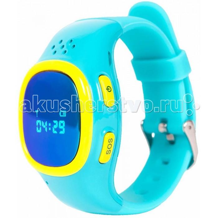 Безопасность ребенка , Часы с GPS трекером EnBe (Enjoy The Best) Умные с функцией GPS трекера модель Children Watch 2 арт: 483721 -  Часы с GPS трекером