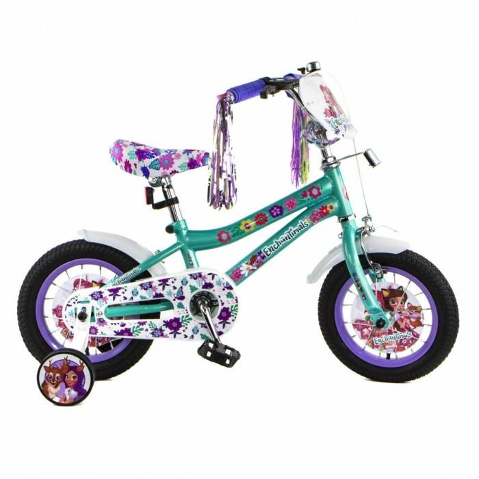 Двухколесные велосипеды Enchantimals 12