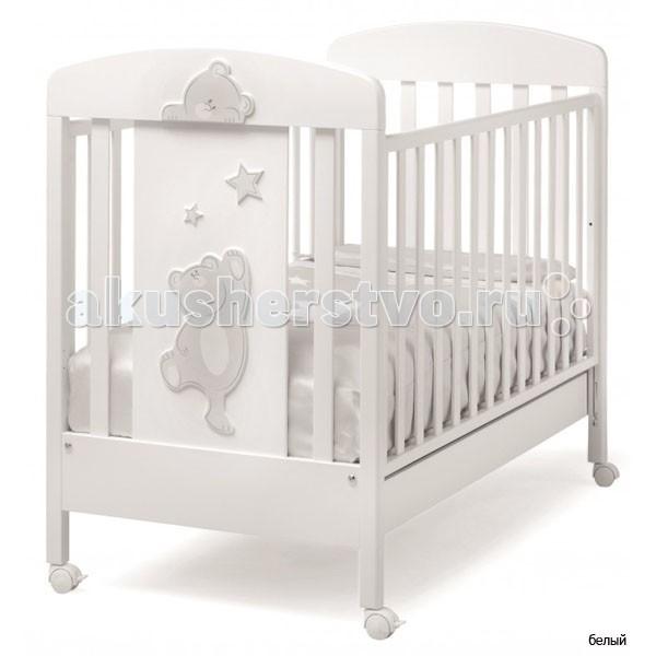 Купить Детские кроватки, Детская кроватка Erbesi Cucu