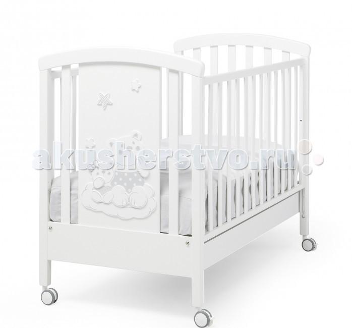 Купить Детские кроватки, Детская кроватка Erbesi Nuvoletta
