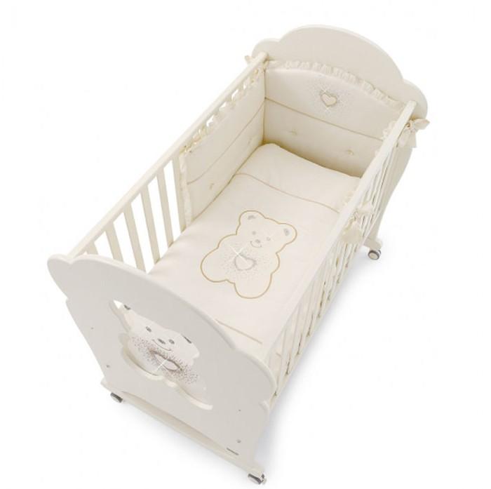 Купить Комплекты в кроватку, Комплект в кроватку Erbesi Тиффани (3 предмета)