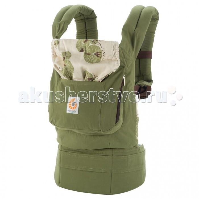 Купить со скидкой Рюкзак-кенгуру Ergo Baby Carrier Organic