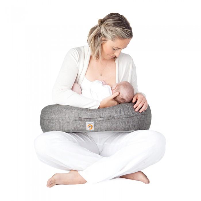 Наволочки ErgoBaby Сменный чехол на подушку для кормления Nursing Pillow Cover