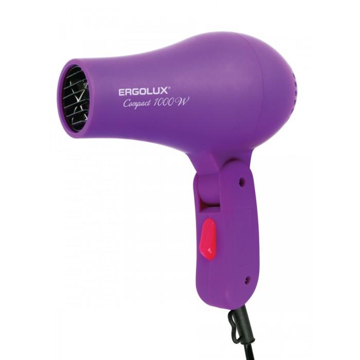Бытовая техника Ergolux Фен со складной ручкой ELX-HD05 фен ergolux elx hd05 с12 фиолетовый