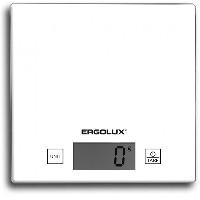 Кухонные весы Ergolux Весы кухонные ELX-SK01
