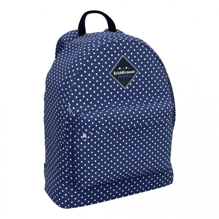 Купить Школьные рюкзаки, Erich Krause Рюкзак EasyLine French Dots