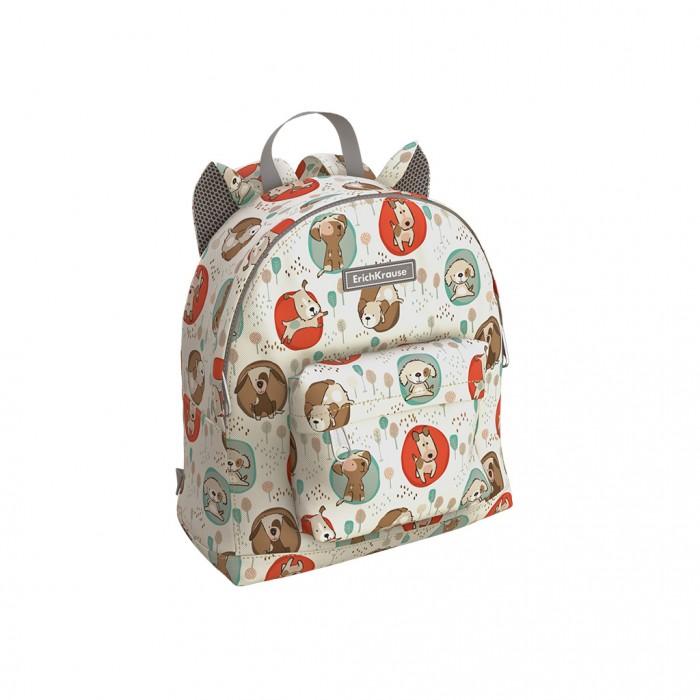 Школьные рюкзаки Erich Krause Рюкзак EasyLine Mini animals Little dogs