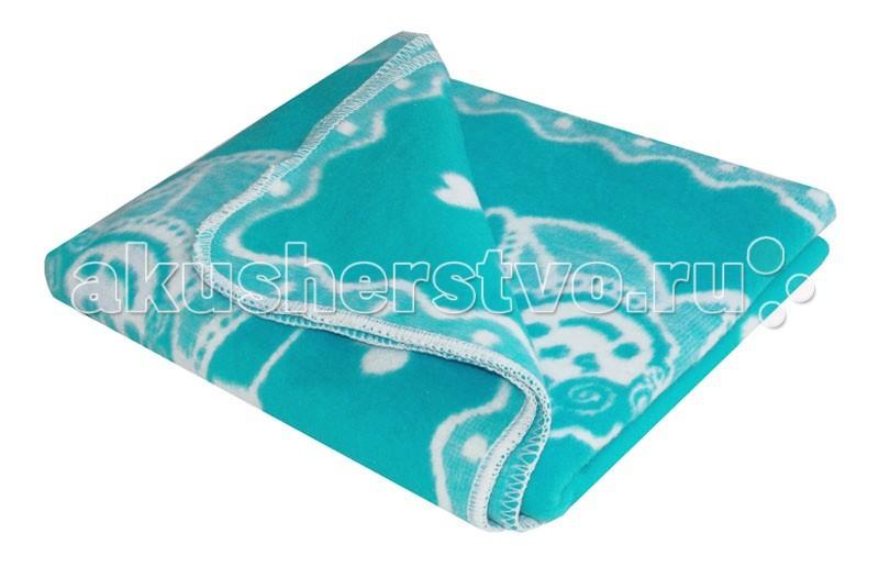 Одеяла Ермолино байковое 100х120 см ермолино детское байковое 100х140 см