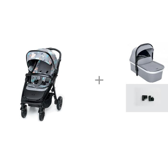 Купить Прогулочные коляски, Прогулочная коляска Espiro Sonic Air 2020 Abstract с люлькой Una