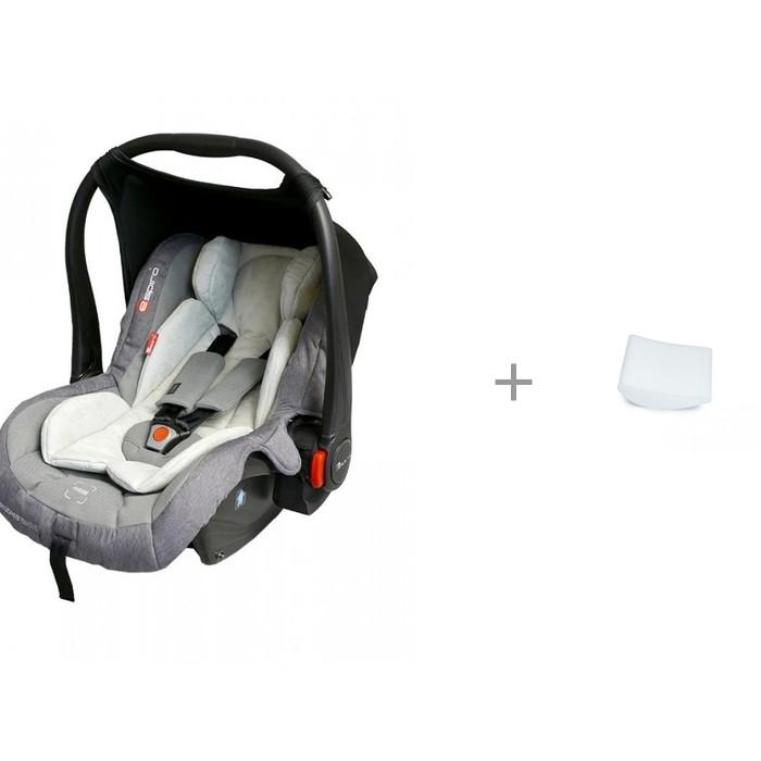 Купить Группа 0-0+ (от 0 до 13 кг), Автокресло Espiro Star с вкладышем в детское автокресло АвтоБра