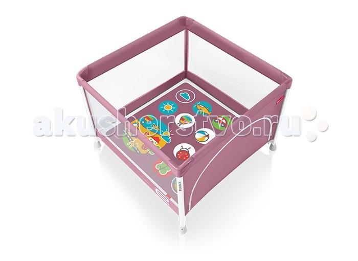 Манеж Espiro FunboxFunboxМанеж Espiro Funbox   Стремитесь оградить своего ребенка от всех опасностей, но круглосуточный надзор не под силу даже таким заботливым и ответственным родителям, как Вы?  С игровым манежем Espiro Funbox Вы сможете забыть об этих проблемах! Он соответствует всем современным требованиям, предъявляемым к изделиям для детей, и создаст защищенное пространство для игр, в котором Ваш малыш будет не просто весело проводить время, но и находится в абсолютно полной безопасности.  Почему игровой манеж Espiro Funbox – лучший выбор для Вашего малыша?  Легкость и прочность конструкции. Имея всего 11 кг веса, этот манеж отличается высокой надежностью и в сложенном состоянии очень легко транспортируется, благодаря качественному удобному чехлу с большой ручкой. Имеет прочные и устойчивые опоры. Мягкий матрас. Красивые рисунки на ткани матраса с размерами 0,98 на 0,98 метра гарантированно понравятся Вашему ребенку и привлекут все его внимание, позволив Вам заняться своими делами. Боковой вход. Оснащенный надежной молнией боковой вход обеспечивает легкое попадание в манеж и свободный выход наружу из него. Приятный дизайн и качественные материалы. Современный эстетичный внешний вид этого манежа гармонично впишется в любой дизайн квартиры, став ее привычной частью. Качественные ткани, прочное и аккуратное шитье удовлетворят даже взыскательного покупателя. Внутренний матрасик 98х98 см Размеры разложенного манежа - 105х80.5х105 см Размеры сложенного манежа - 97х24.5х23 см Вес: 10.85 кг В комплекте: чехол-сумка<br>