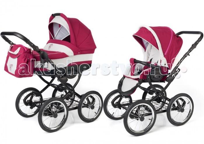 Коляска Esspero Classic 2 в 1 шасси BlackClassic 2 в 1 шасси BlackДетская коляска 2 в 1 Esspero Classic - это практичность, удобство и приятная цена! Разработана с учетом современных требований – технологичная, экологичная, эргономичная. Рама Classic – излюбленный выбор родителей последние несколько десятилетий – высококачественный алюминий, из которого изготовлена рама, усиленный каркас и превосходная амортизация. Данный тип модульных колясок очень удобен, так как совмещает в себе практически все самое необходимое для молодых родителей, чтоб прогулки с малышом были качественными и приятными для всех.   Рама: Шасси выполнено из высококачественного алюминия Усиленная рама за счет серединной перекладины (не люфтит) Удобная система стопов Крепления выполнены из высокопрочного сплава. Специальная система фиксации люльки и прогулочного блока – easy-fix Съемная грузовая металлическая корзина Мягкая закрытая пружинная подвеска Прочная каучуковая покрышка Все колеса съемные Мягкая пружинная амортизация Страховочная петля Диаметр колеса – 36 см, ширина покрышки – 4 см, что обеспечивает плавный ход и отличную проходимость Семь положений регулировки ручки по высоте  Ручка дополнительно декорирована экокожей Все кнопки и фиксаторы с мягкой внутренней пружиной, расположены внутри каркаса Удобная система сложения «книжкой» Предусмотрено специальное крепление для сумки  Люлька: Люлька выполнена с учетом всех современных требований, рассчитана на любые погодные условия Увеличенные борта по высоте обеспечивают безопасность малыша во время прогулок Увеличена длина и ширина люльки Предусмотрена функция колыбели Встроенная москитная сетка для наибольшего комфорта при прогулках Дно коляски выполнено из высококачественного пластика Матрасик и внутренняя вкладка выполнены из экологически чистых материалов, съемные, отлично стираются в режиме деликатной стирки Внутренняя отделка выполнена из высококачественного хлопка Удобная ручка на капюшоне позволяет легко менять положение люльки «к мам