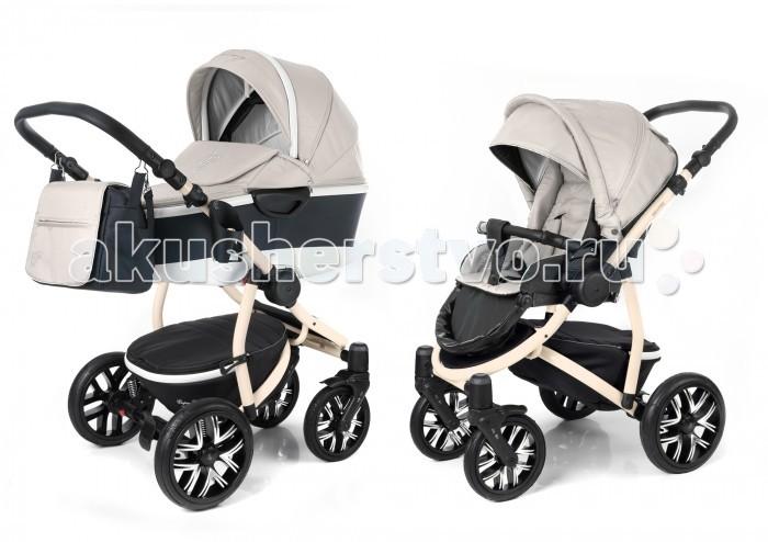 Коляски 2 в 1 Esspero Discovery Alu 2 в 1 шасси Beige детская коляска 2 в 1 esspero discovery grand шасси beige