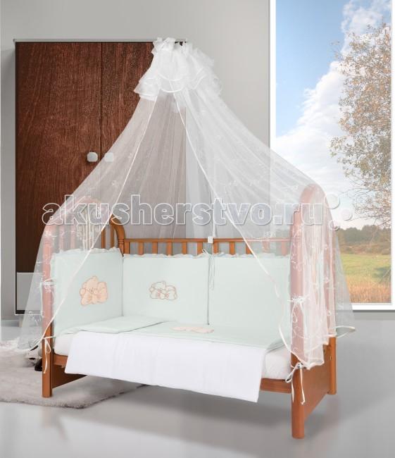 Комплекты в кроватку Esspero Gentle Bruin (6 предметов) комплекты в кроватку esspero king 6 предметов