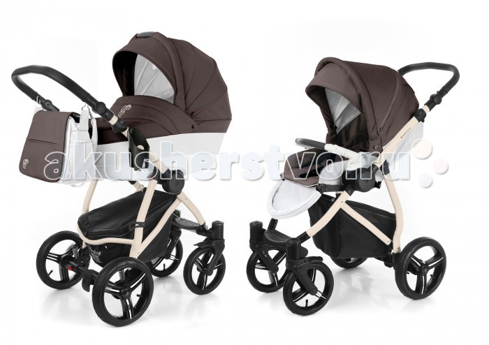Коляски 2 в 1 Esspero Grand Newborn Lux 2 в 1 шасси Beige scavengers in india page 1