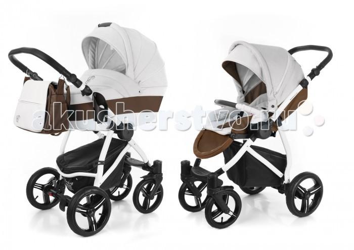 Купить Коляски 2 в 1, Коляска Esspero Grand Newborn Lux 2 в 1 шасси White