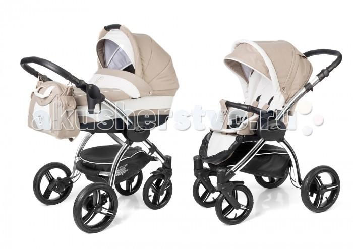 Коляски 2 в 1 Esspero I-Nova 2 в 1 шасси Chrome коляска 3 в 1 esspero i nova шасси black brown lux
