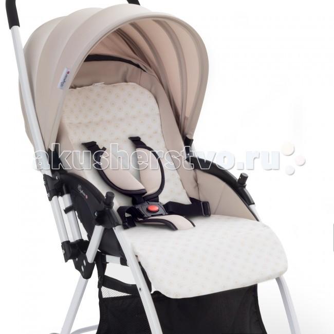 Детские коляски , Комплекты в коляску Esspero Матрасик универсальный Baby-Cotton арт: 57376 -  Комплекты в коляску