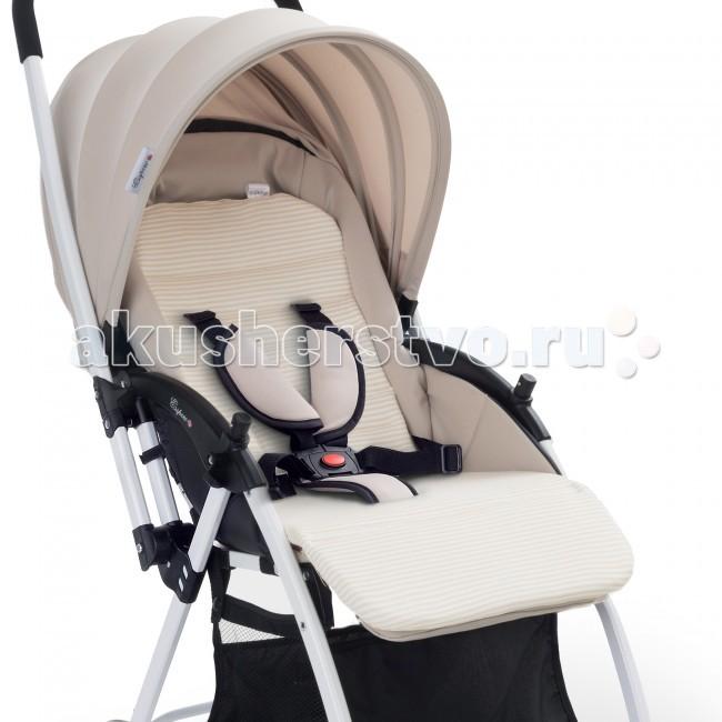Комплекты в коляску Esspero Матрасик универсальный Baby-Cotton матрас универсальный в коляску esspero baby cotton big star 108068281
