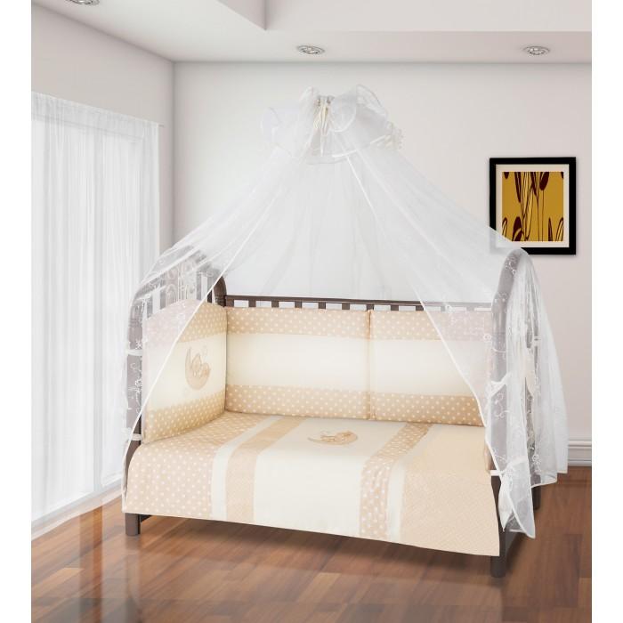 Комплекты в кроватку Esspero Merry Moon (6 предметов) 120х60 см балдахин на кроватку esspero shine beige