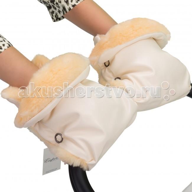 Муфты для рук Esspero Муфта-рукавички для коляски Olsson муфты для рук esspero муфта рукавички для коляски gretta