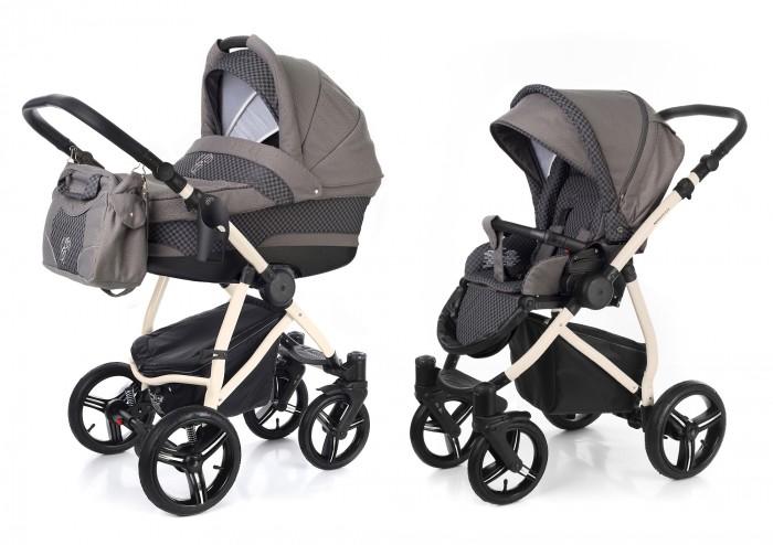 Коляски 2 в 1, Коляска Esspero Newborn Lux 2 в 1 шасси Beige  - купить со скидкой