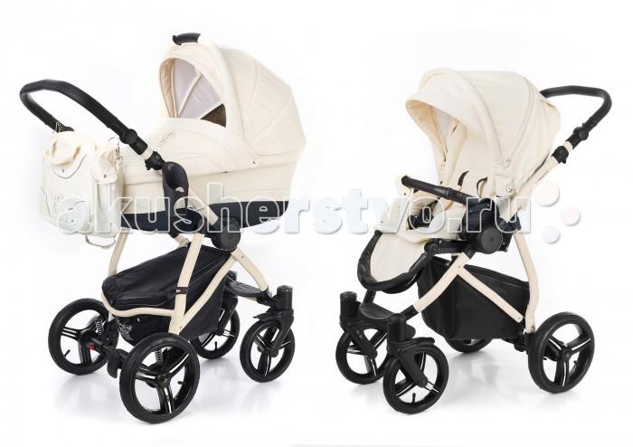 Коляски 2 в 1 Esspero Newborn Lux 2 в 1 шасси Beige коляска esspero summer line light purple sl010a 108068275