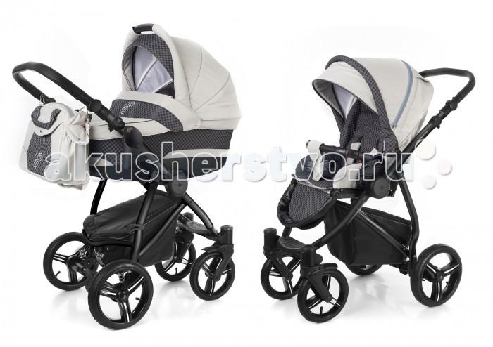 Коляски 2 в 1 Esspero Newborn Lux 2 в 1 шасси Black коляска 3 в 1 esspero classic шасси white red lux