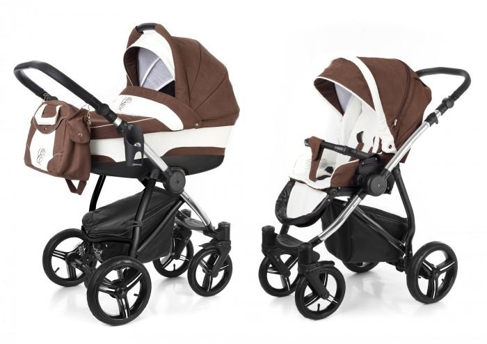Купить Коляски 2 в 1, Коляска Esspero Newborn Lux 2 в 1 шасси Chrome