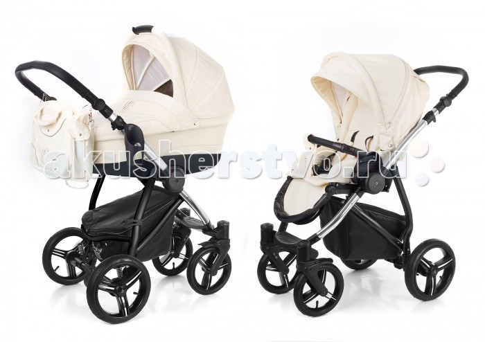 Коляски 2 в 1 Esspero Newborn Lux 2 в 1 шасси Chrome esspero classic chrome chek
