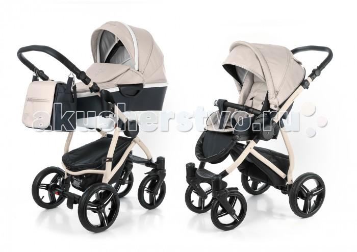 Коляски 2 в 1 Esspero Newborn Lux Alu 2 в 1 шасси Beige сумки переноски esspero люлька reverse