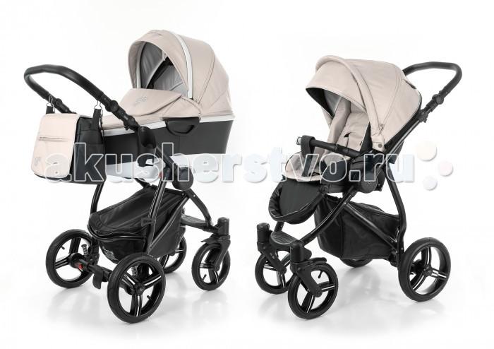 Коляски 2 в 1 Esspero Newborn Lux Alu 2 в 1 шасси Black коляска 3 в 1 esspero classic шасси white red lux