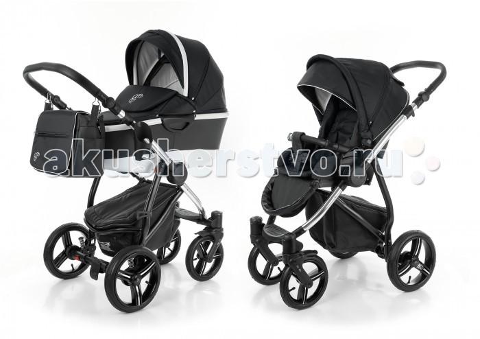 Коляска Esspero Newborn Lux Alu 2 в 1 шасси Chrome
