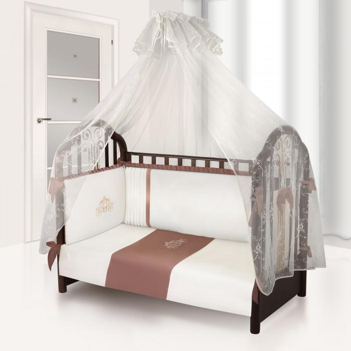 Постельные принадлежности , Комплекты в кроватку Esspero Pastila (6 предметов) арт: 339410 -  Комплекты в кроватку