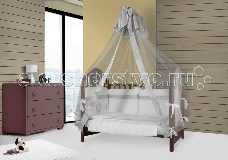 Картинка для Комплект в кроватку Esspero Ribbon Royal (6 предметов)