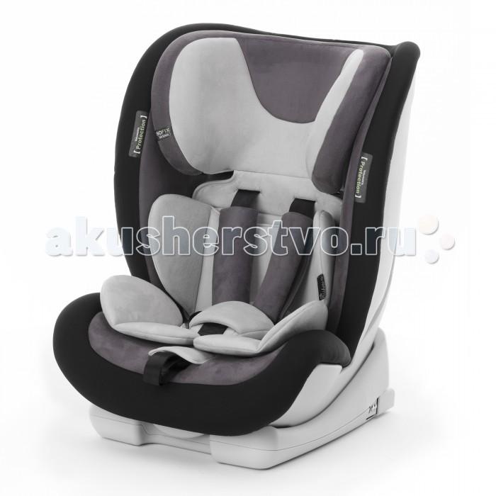 Автокресло Esspero Seat Pro-FixSeat Pro-FixEsspero Автокресло Seat Pro-Fix - качественное автокресло для детей от 9 месяцев до 12 лет (от 9 кг до 36 кг). Все материалы и тканевые элементы используются из качественного материала, не вредного для детского здоровья.  Особенности:  Для детей весом до 9 килограммов устанавливается строго против направления движения.  Крепится и системой Isofix и штатными ремнями автомобиля. Есть пятиточечные ремни безопасности. Есть несколько положений высоты подголовника. Широкое сиденье. Есть мягкие плечевые вставки. Есть дополнительная боковая защита от боковых ударах. Размеры: 58х47х48 см.  Покупая товар Автокресло Esspero Seat Pro-Fix вы получаете безопасный и качественный продукт для вашего ребенка.<br>