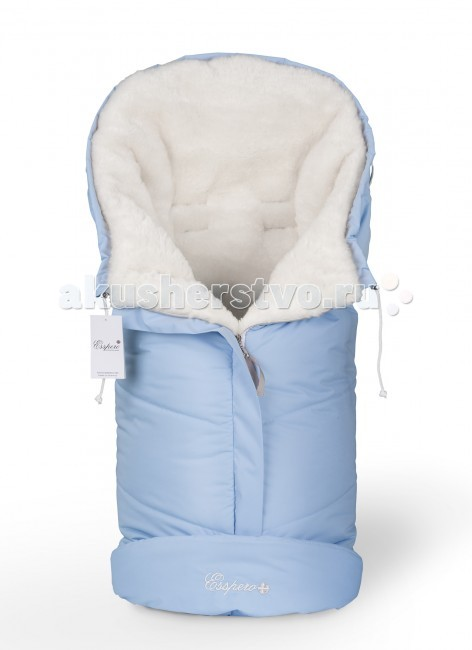 Картинка для Esspero Зимний конверт Sleeping Bag White