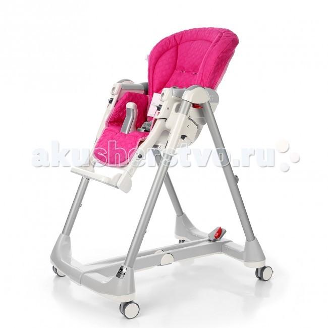 Детская мебель , Вкладыши и чехлы для стульчика Esspero Сменный чехол lucid к стульчику Peg-Perego Prima Pappa Best арт: 56105 -  Вкладыши и чехлы для стульчика