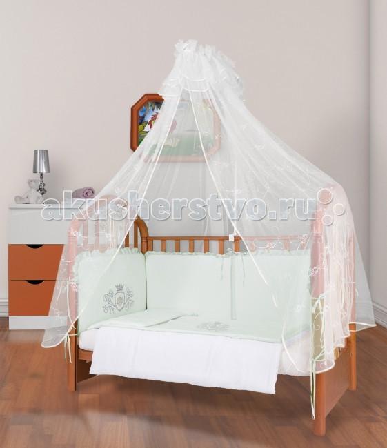 Комплекты в кроватку Esspero Сrown 120х60 (6 предметов) комплекты в кроватку esspero king 6 предметов