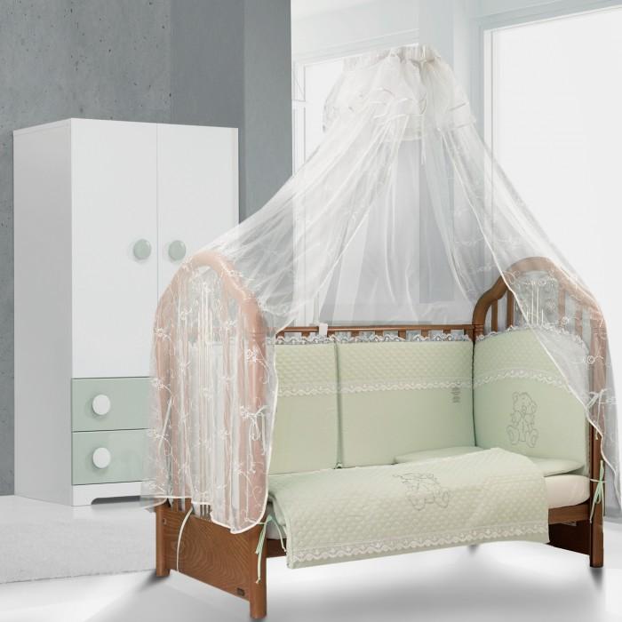 Комплект в кроватку Esspero Teddy Cristal (6 предметов)