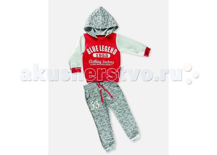 Детская одежда , Комплекты детской одежды Estella Комплект (Толстовка, брюки) для мальчика 645 арт: 412019 -  Комплекты детской одежды
