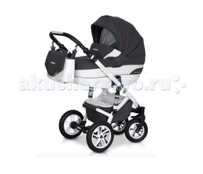 Коляска Euro-Cart Durango 2 в 1Durango 2 в 1Коляска Euro-Cart Коляска Durango 2 в 1. Если Вы ищете красивую, функциональную и современную коляску для ребенка, то Вы на верном пути.  Покупая коляску для вашего ребенка, очень важно обращать внимание на стандарты безопасности производителя, чтобы сохранить здоровье ребенка в любых ситуациях. Важными критериями безопасности есть надежное крепление ремней безопасности, устойчивая, надежная и стабильная рама для езды в экстремальных условиях, функциональная обивка, легкость управления.  Коляска Euro-Cart Durango 2 в 1 - современная, многофункциональная, удобная и стильная, удовлетворит все ваши потребности. У данной модели есть возможность установки автокресла группы 0 +.  Особенности: Легкая алюминиевая рама Прогулочный блок может устанавливаться в двух направлениях 4-ступенчатая регулировка спинки сиденья, включая полностью горизонтальное положение Регулируемая подставка для ног Многоступенчатая регулировка капюшона прогулочного блока Многоступенчатая регулировка подножки Дополнительный ремень безопасности на барьере Ручка из эко-кожи Регулируемая по высоте ручка Регулируемая жесткость подвески.<br>